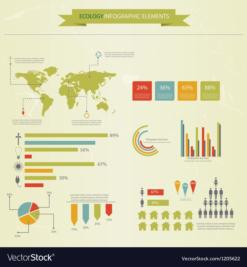 Eco infograpich vector   Price: 1 Credit (USD $1)