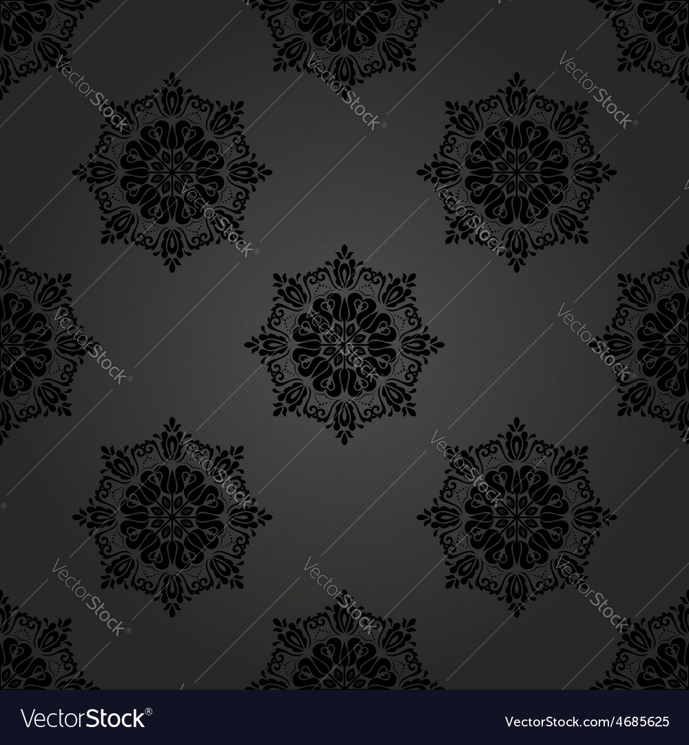 Seamless orient background vector   Price: 1 Credit (USD $1)