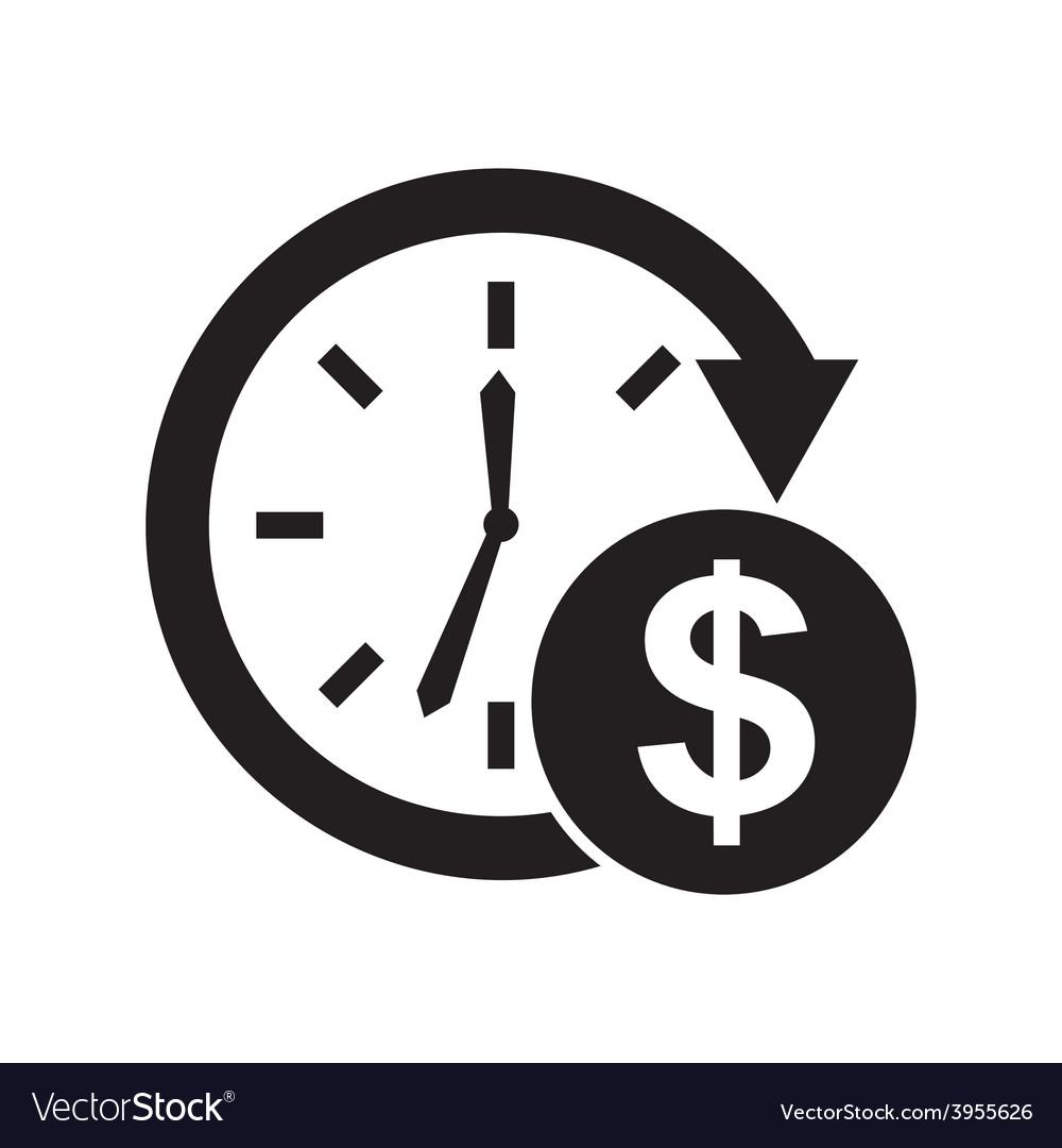 Money icon vector | Price: 1 Credit (USD $1)
