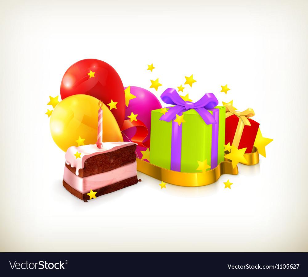 Birthday vector | Price: 3 Credit (USD $3)