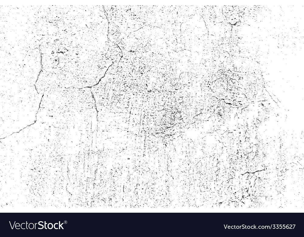 Dirty cracked plaster texture vector | Price: 1 Credit (USD $1)