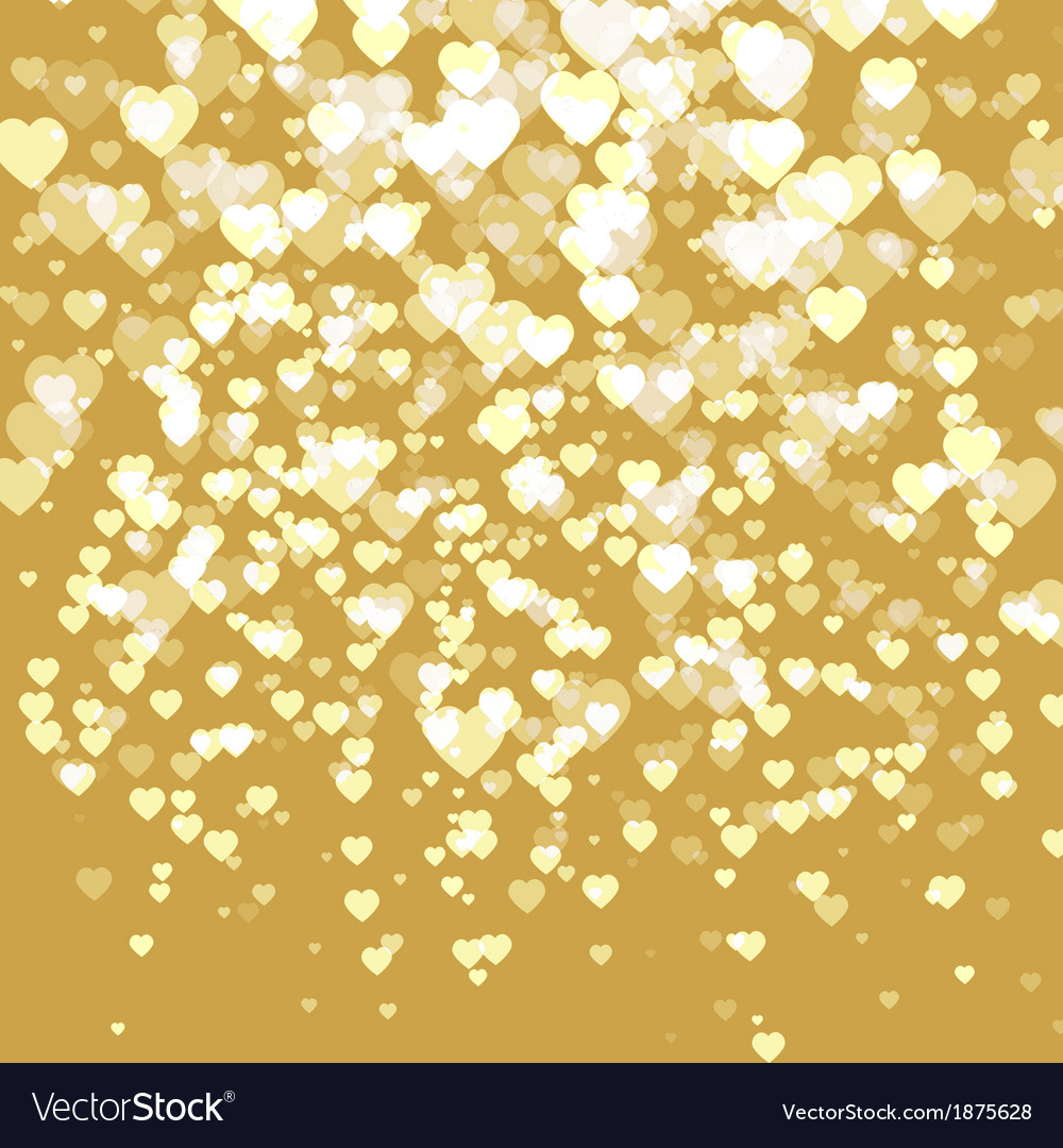 Background with hearts vector | Price: 1 Credit (USD $1)