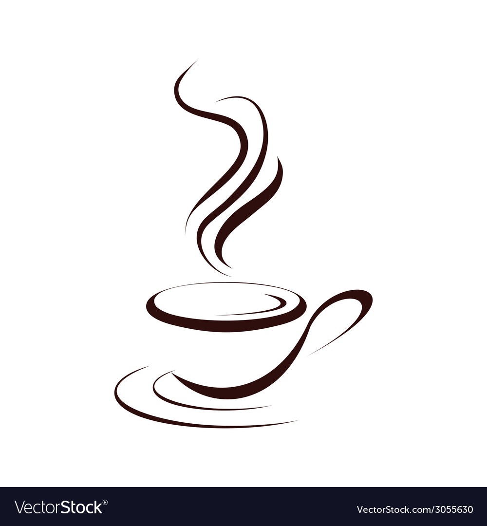 Cupofcoffee vector | Price: 1 Credit (USD $1)