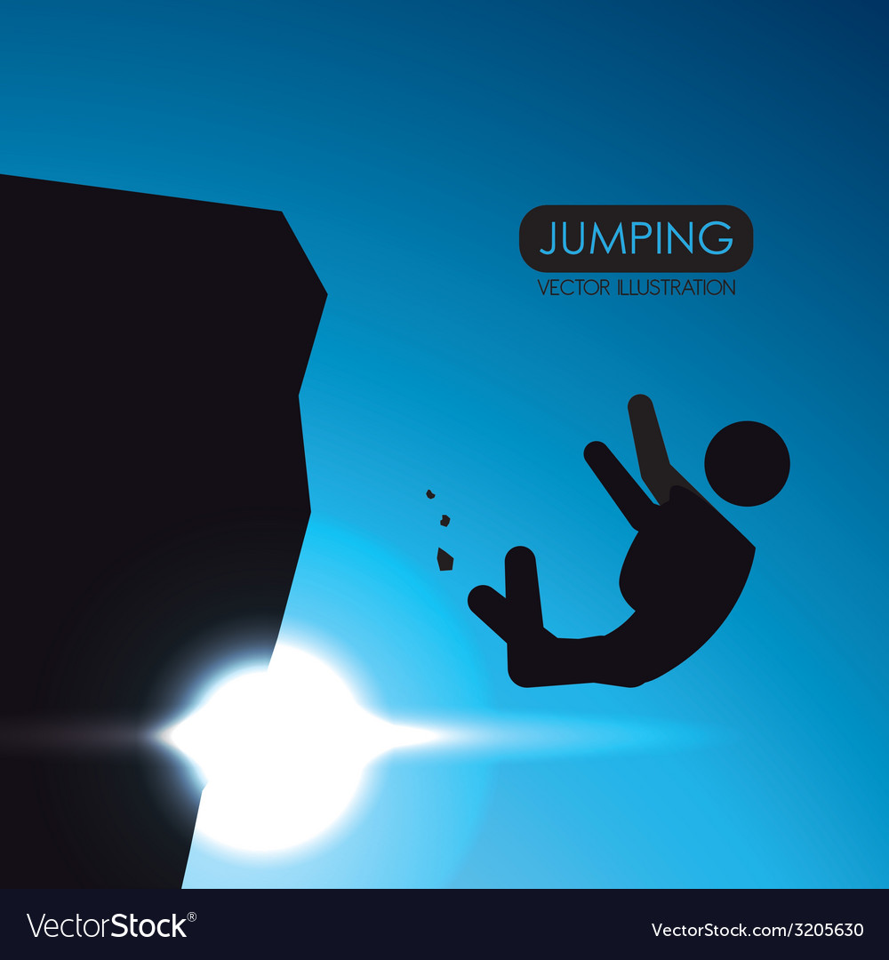Jump design vector   Price: 1 Credit (USD $1)