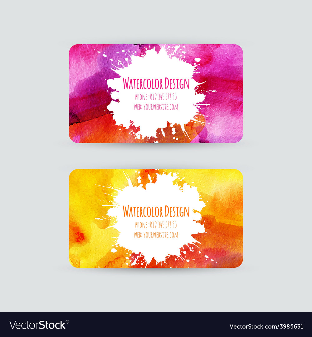 Business cards templates vector   Price: 1 Credit (USD $1)