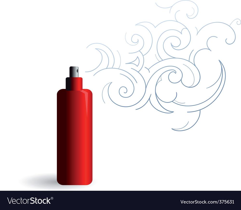 Mist spray vector | Price: 1 Credit (USD $1)