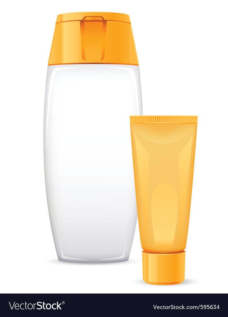 Sun cream vector   Price: 1 Credit (USD $1)