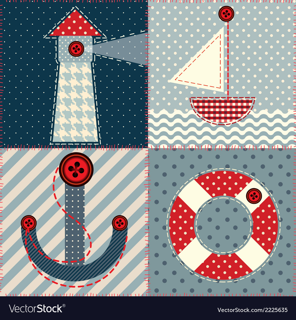 Sea squared new vector | Price: 1 Credit (USD $1)