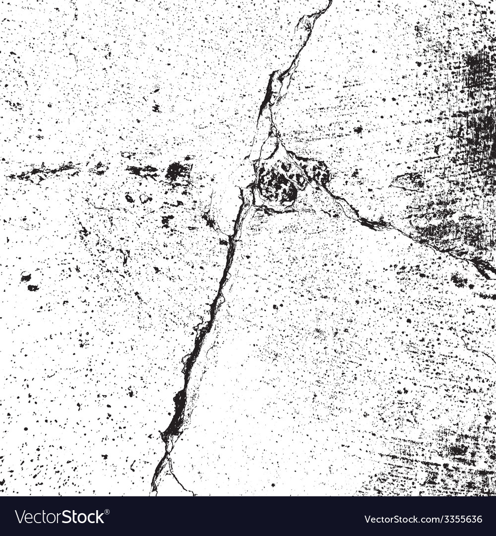 Distressed cracked texture vector | Price: 1 Credit (USD $1)