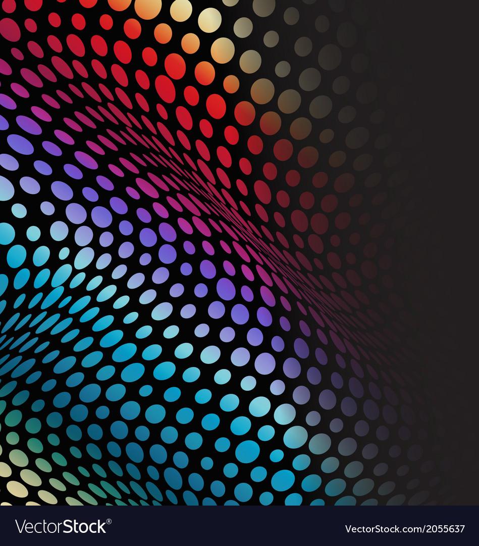 Mosaic gradient geometric background vector   Price: 1 Credit (USD $1)