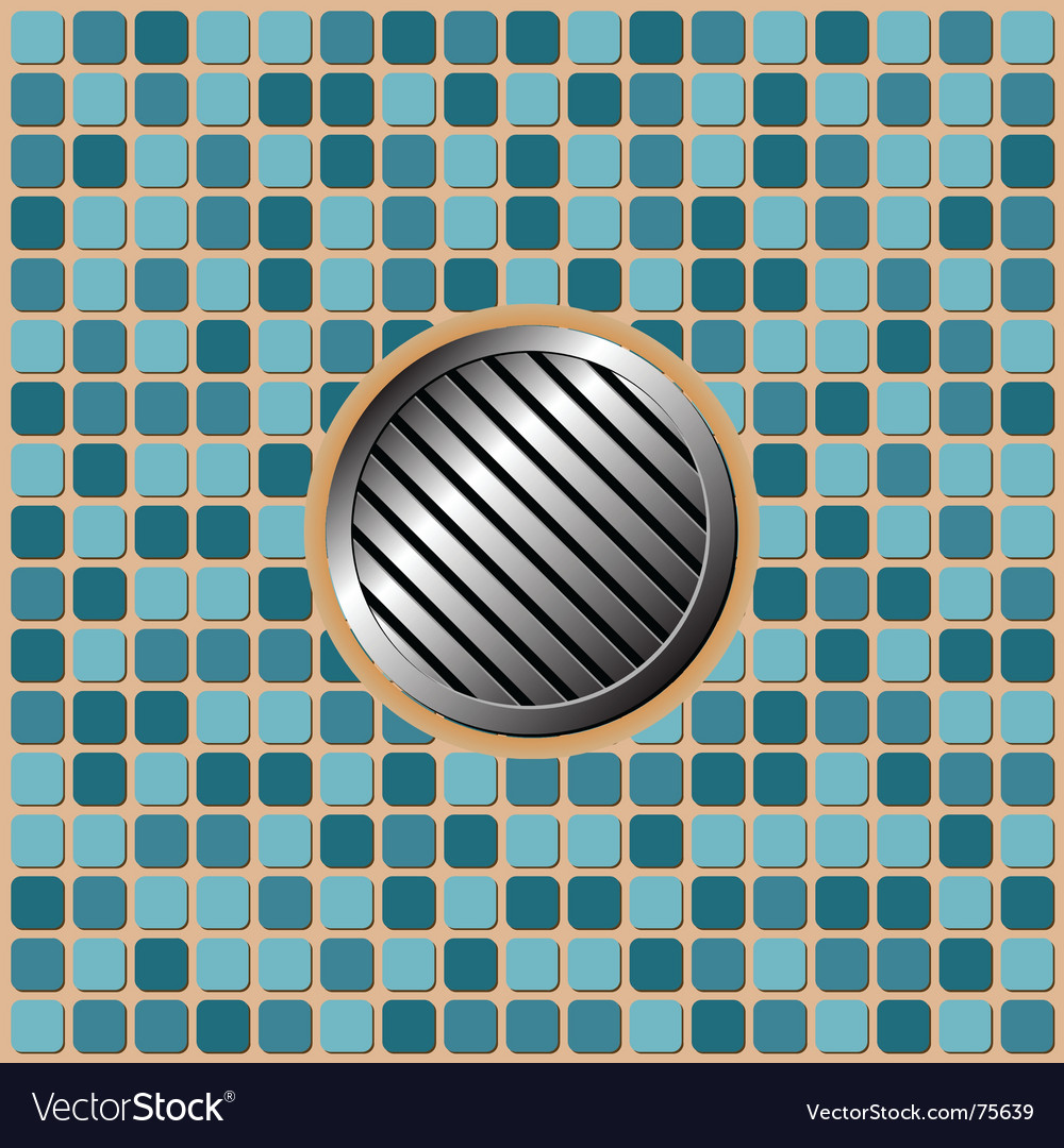 Pool floor vector | Price: 1 Credit (USD $1)