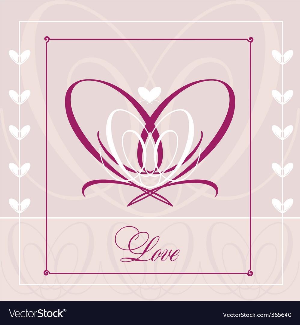 Love wedding vector | Price: 1 Credit (USD $1)