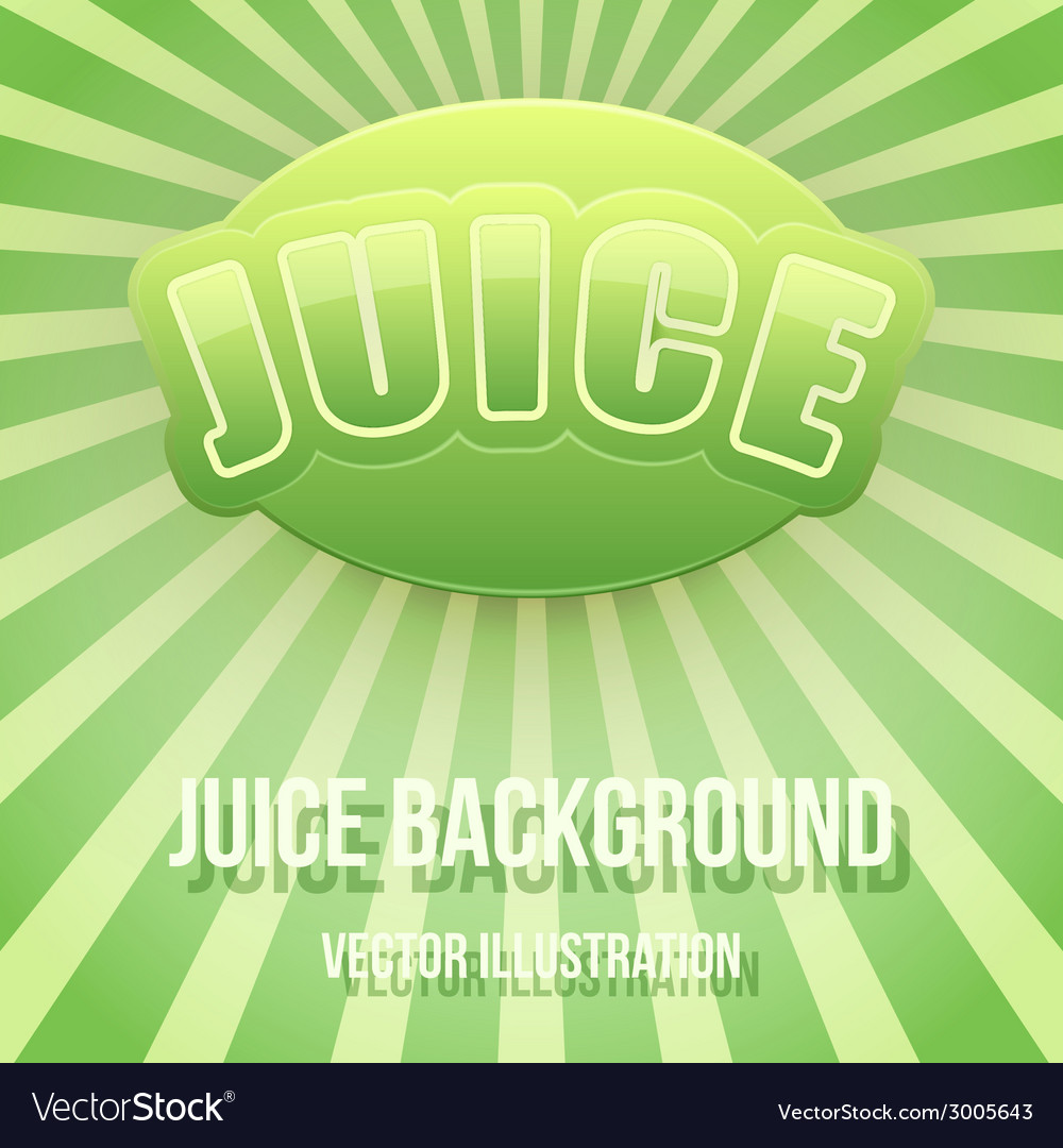 Background of label for apple juice bright premium vector | Price: 1 Credit (USD $1)