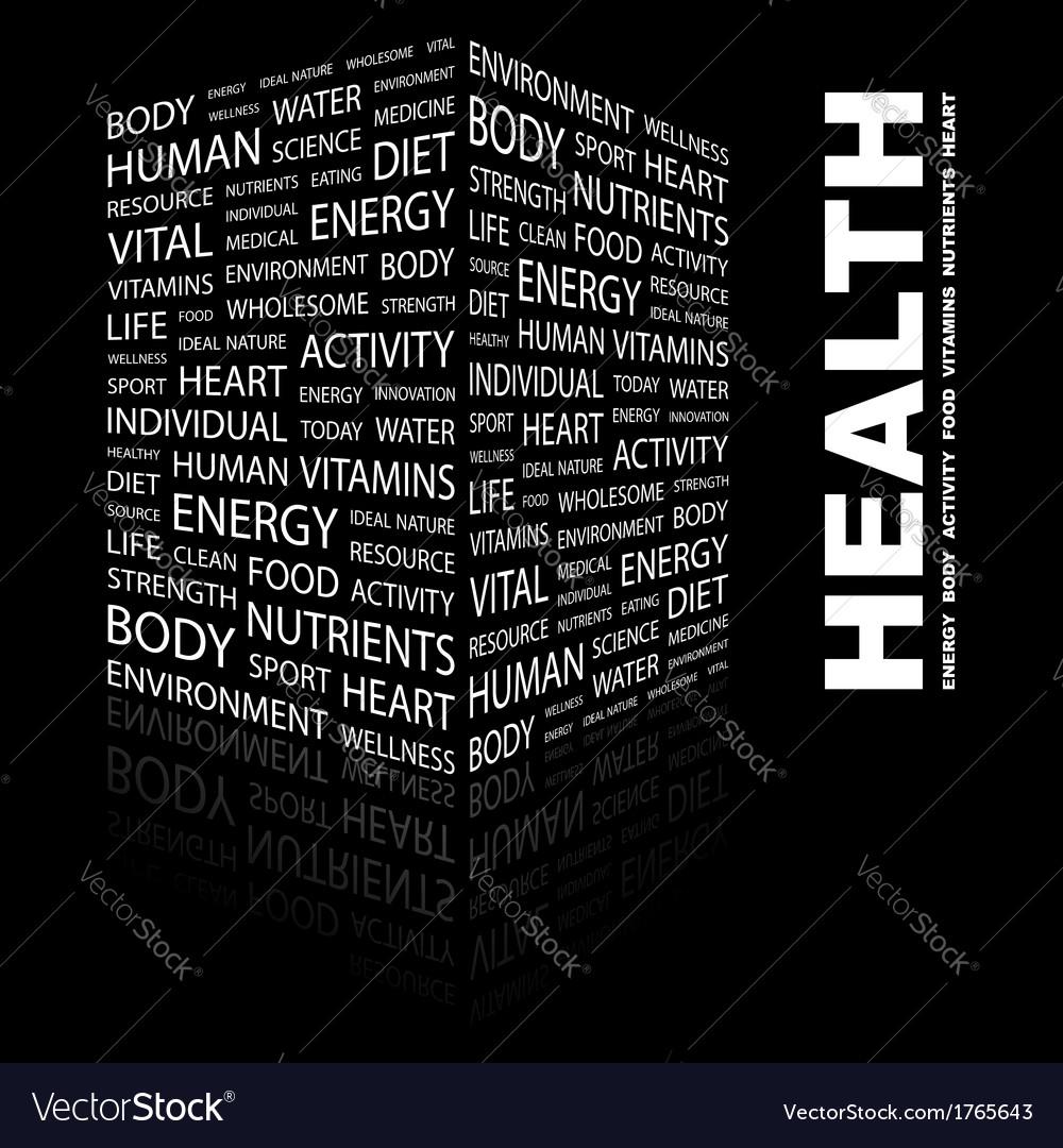 Health vector | Price: 1 Credit (USD $1)