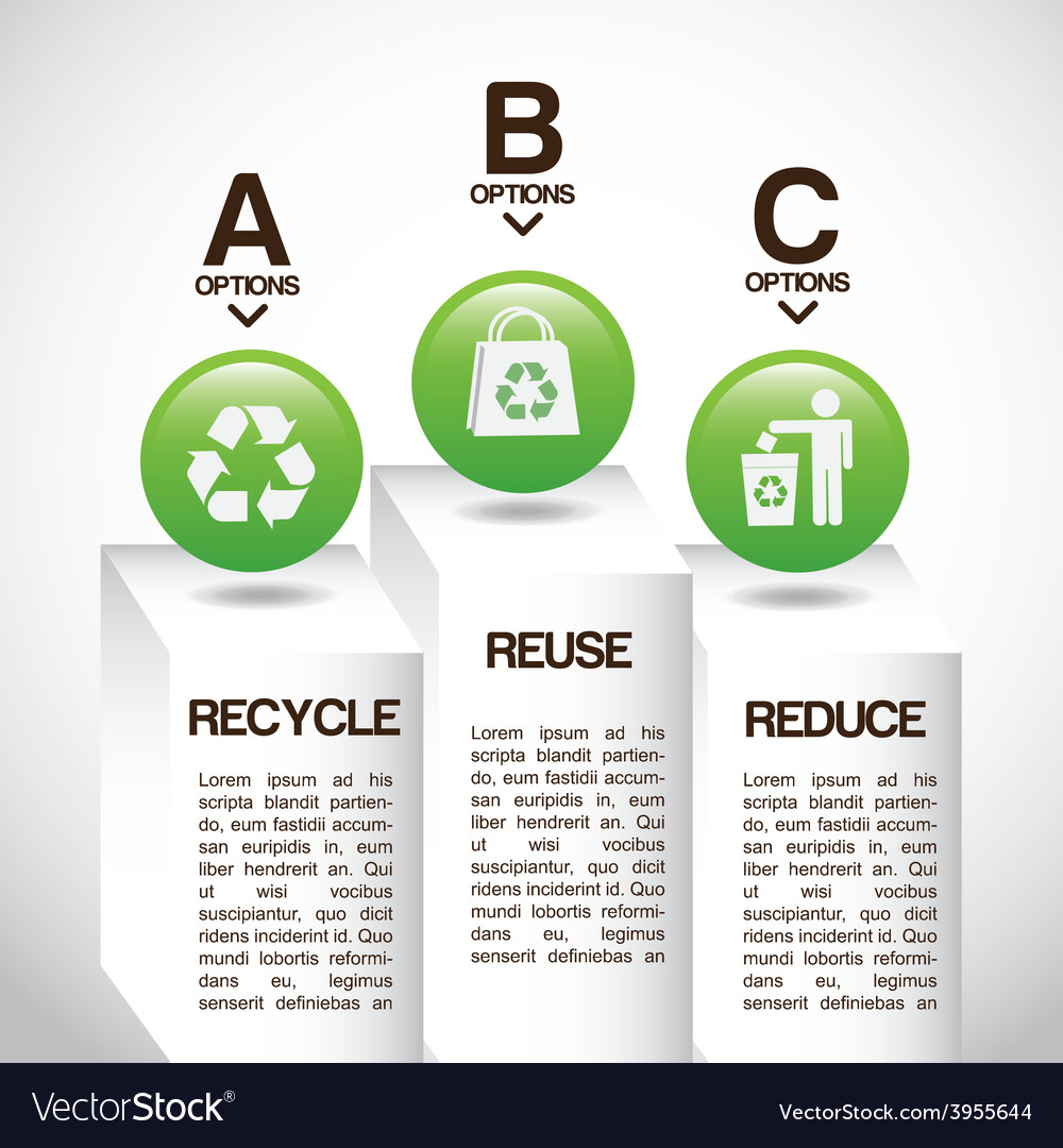 Ecology infographics vector   Price: 1 Credit (USD $1)