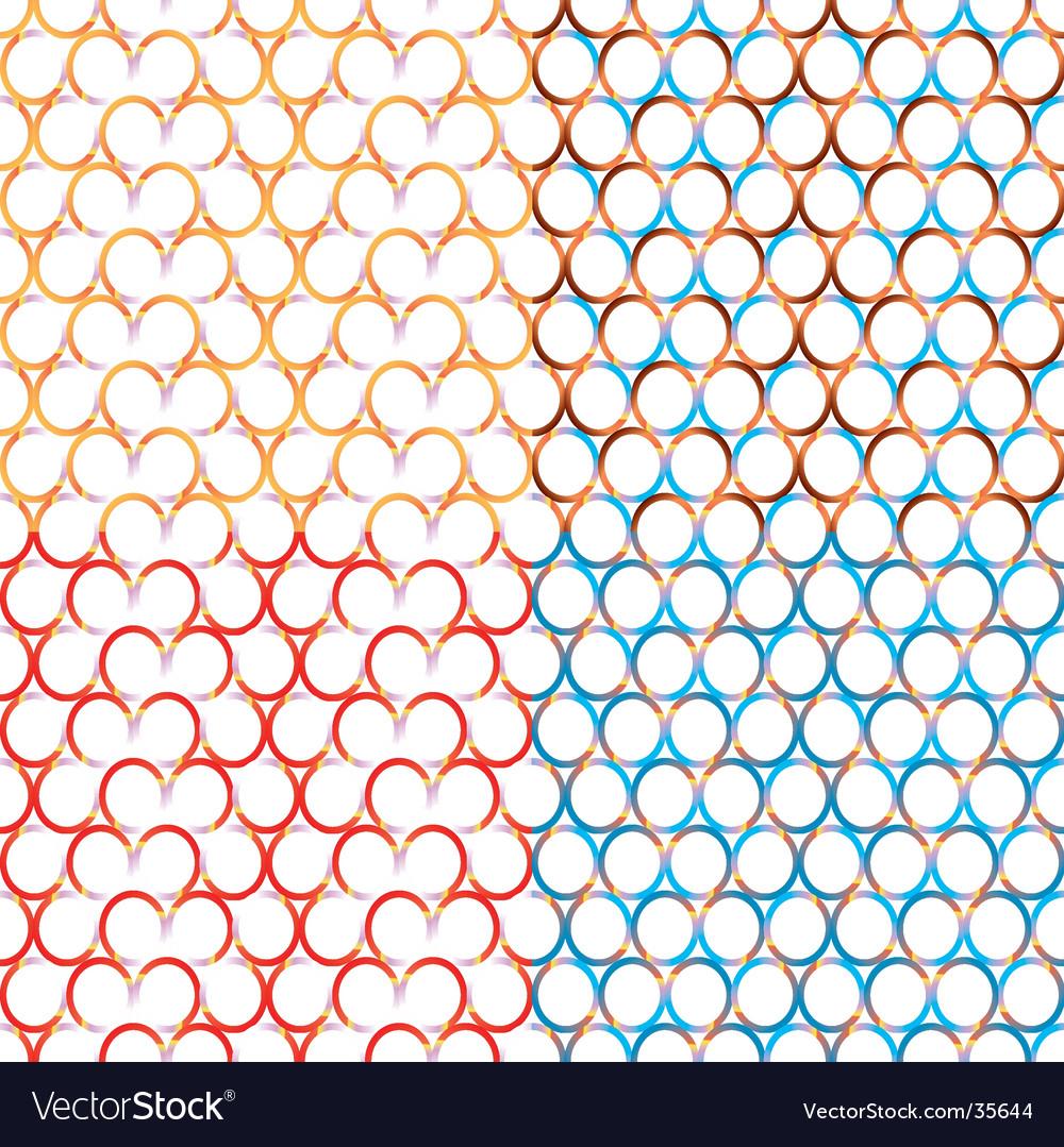Rainbow circle multi vector | Price: 1 Credit (USD $1)