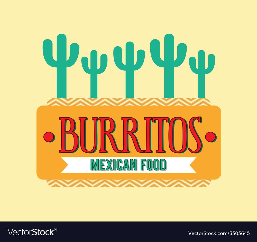 Mexican icon design vector | Price: 1 Credit (USD $1)
