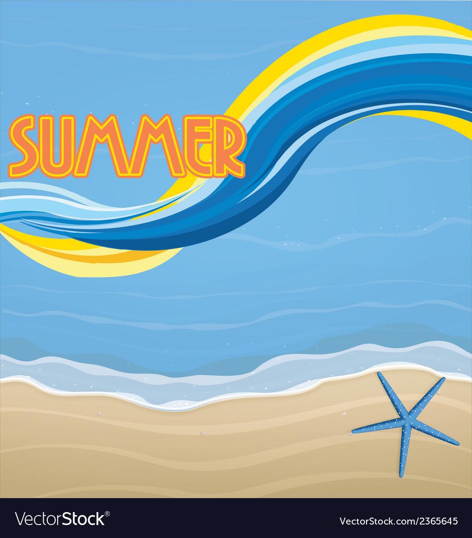 Summer 3 vector | Price: 1 Credit (USD $1)