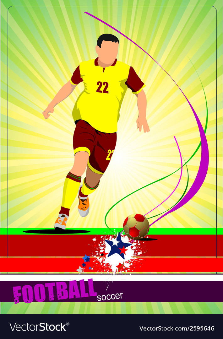 Al 0419 soccer 02 vector | Price: 1 Credit (USD $1)
