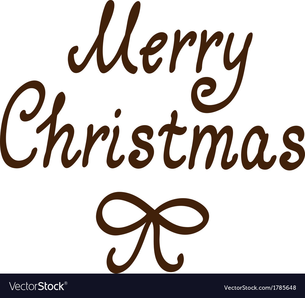 Christmas card concept vector | Price: 1 Credit (USD $1)