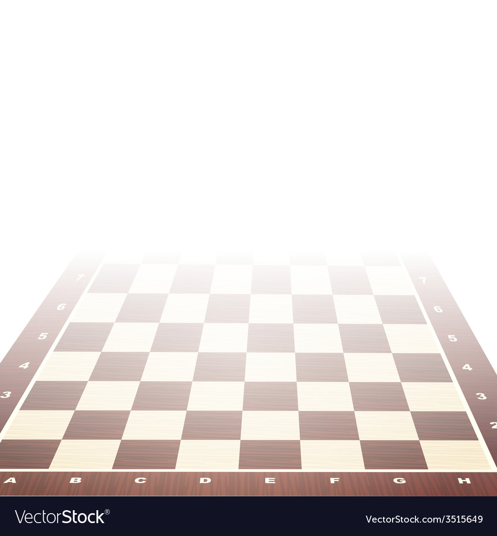 Chess board vector | Price: 1 Credit (USD $1)