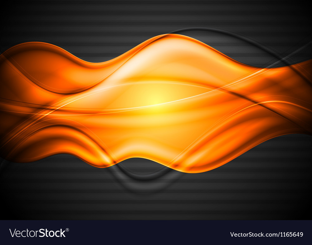 Colourful wavy background vector | Price: 1 Credit (USD $1)