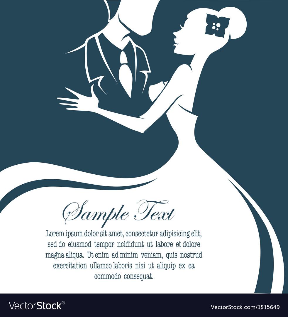 Romantic couple vector | Price: 1 Credit (USD $1)