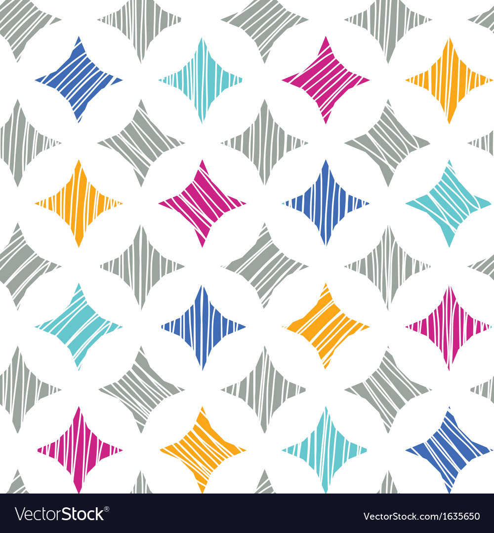 Colorful marble textured tiles seamless pattern vector | Price: 1 Credit (USD $1)