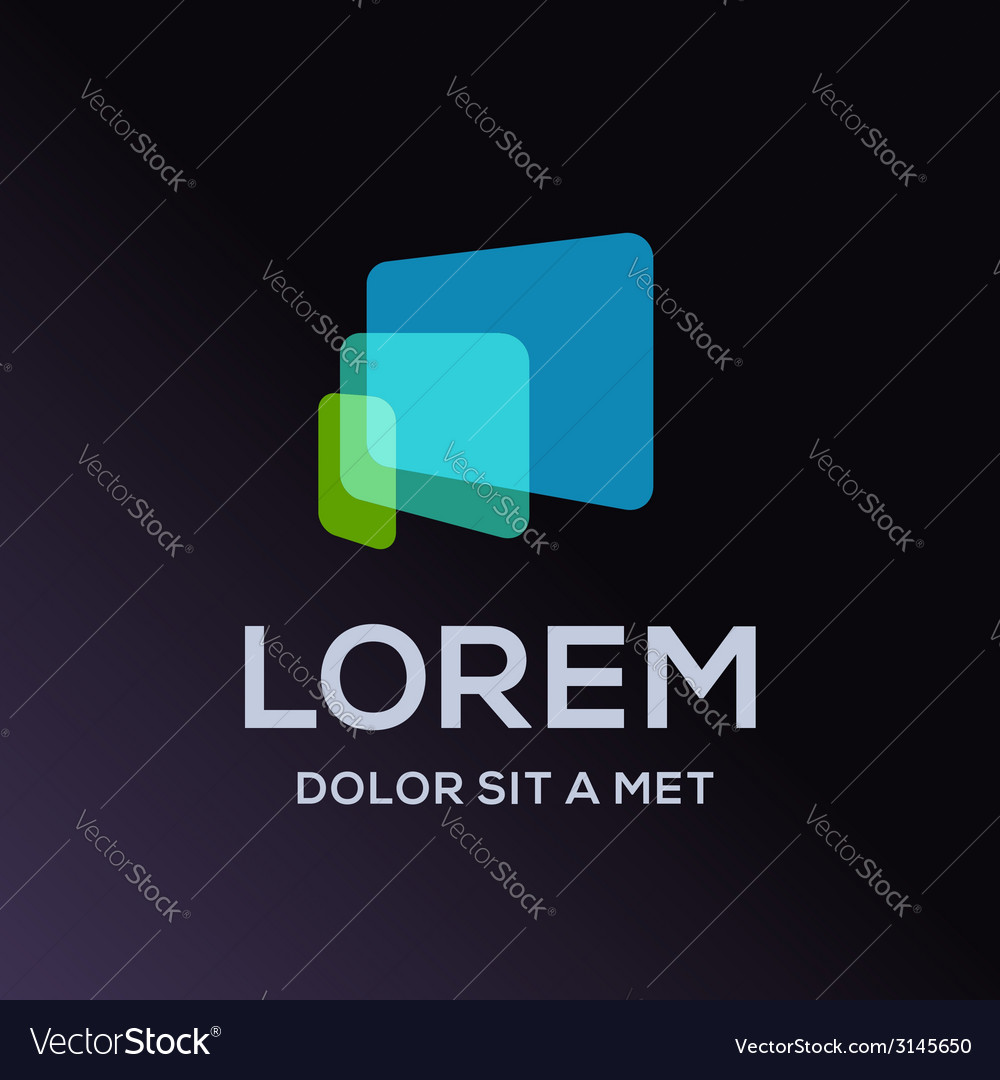 Computer laptop tablet phone logo icon design vector | Price: 1 Credit (USD $1)