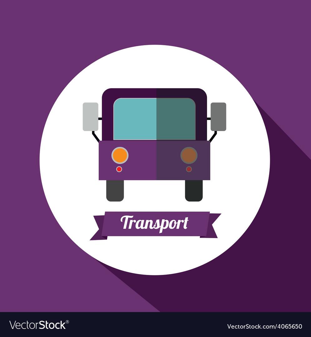 Transportation design vector | Price: 1 Credit (USD $1)