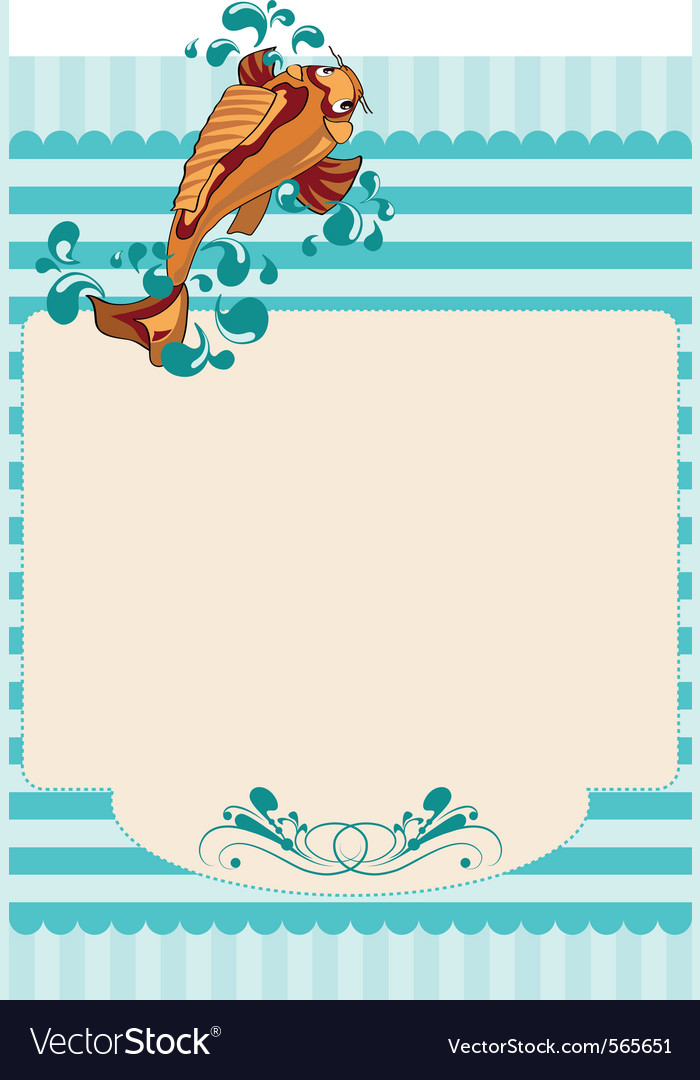 Paper invitation vector | Price: 1 Credit (USD $1)
