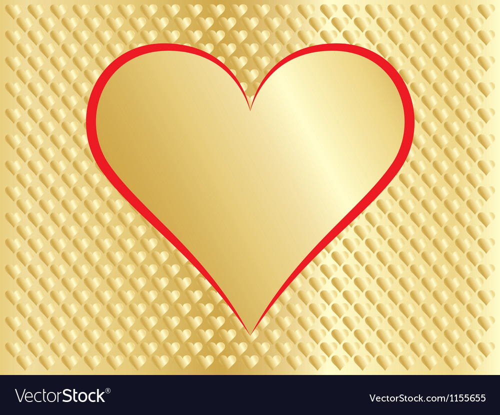 Card for day of valentine vector | Price: 1 Credit (USD $1)