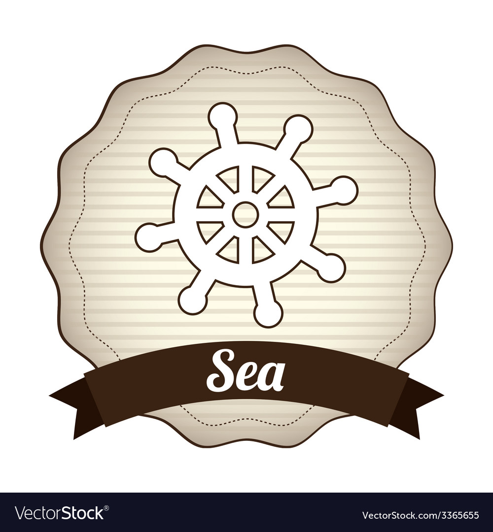Maritime design vector | Price: 1 Credit (USD $1)