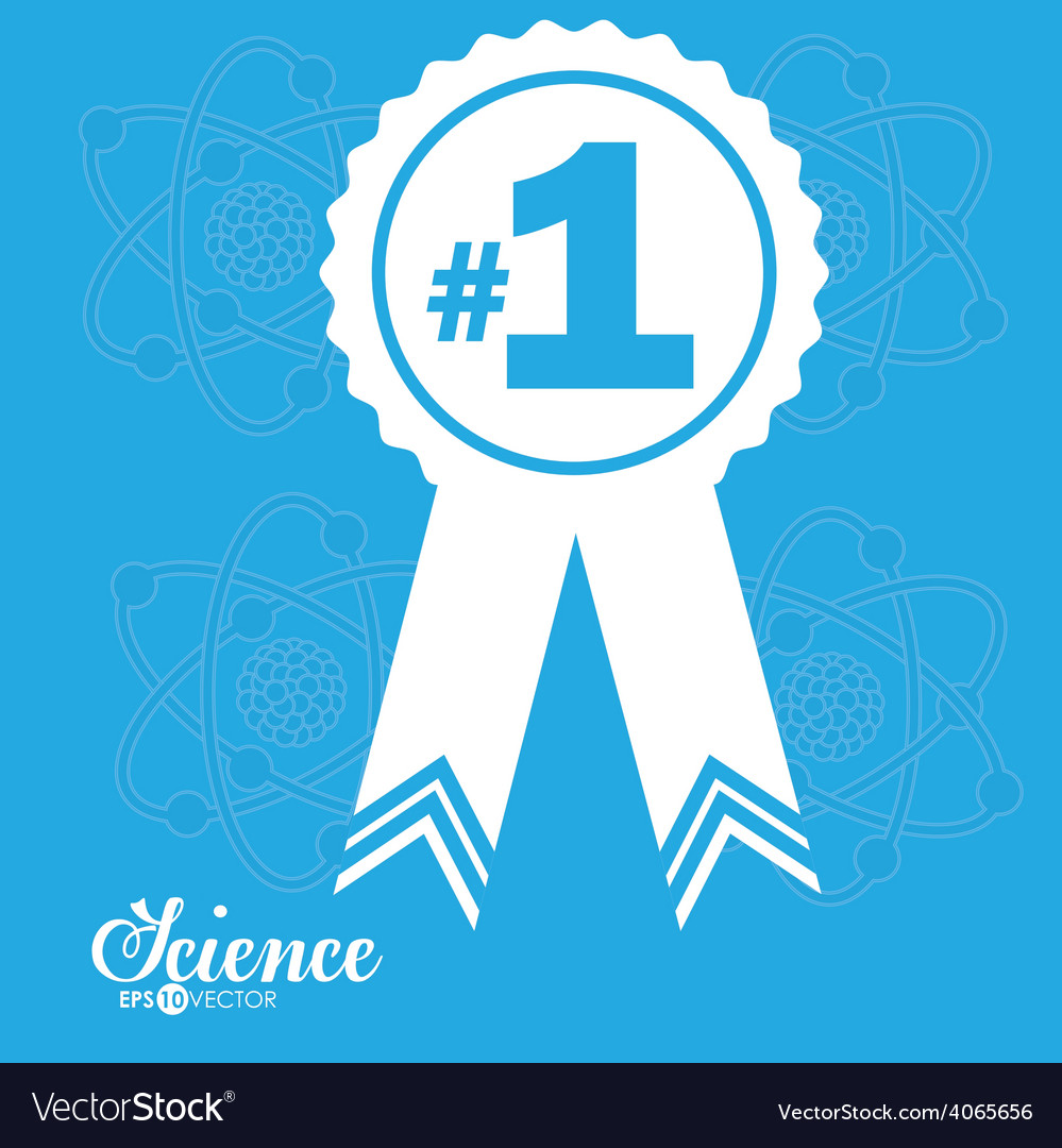 Science design vector | Price: 1 Credit (USD $1)
