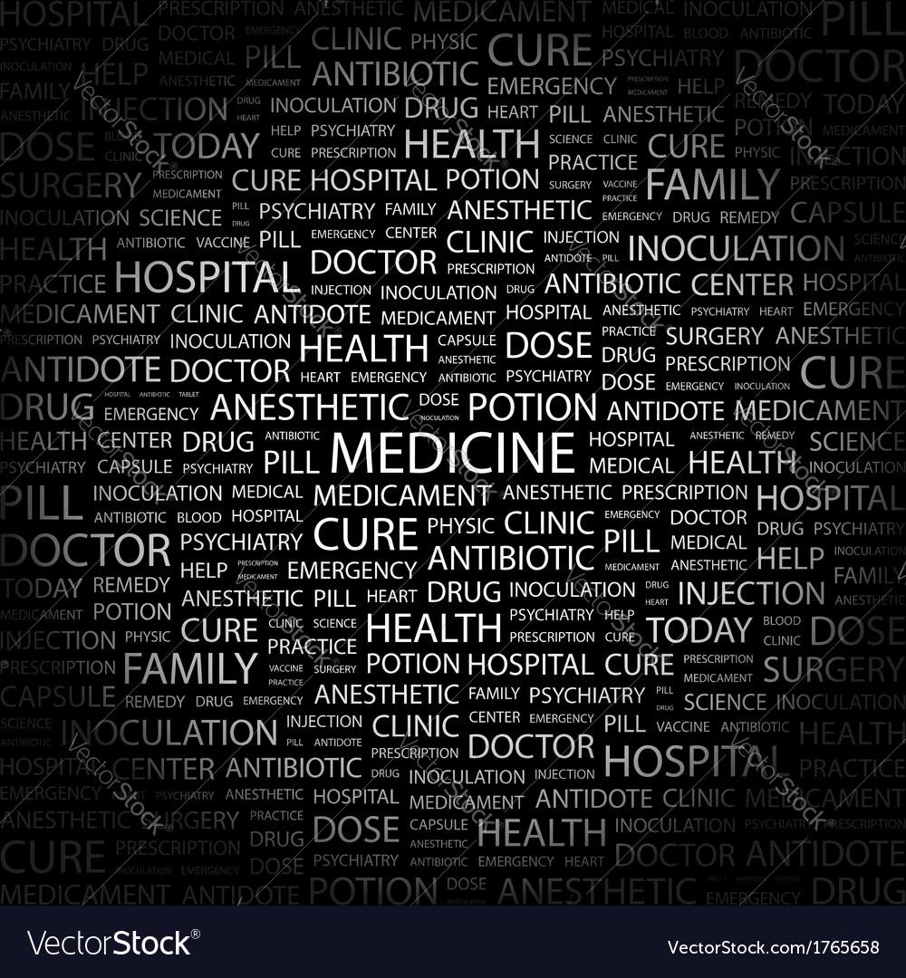 Medicine vector | Price: 1 Credit (USD $1)