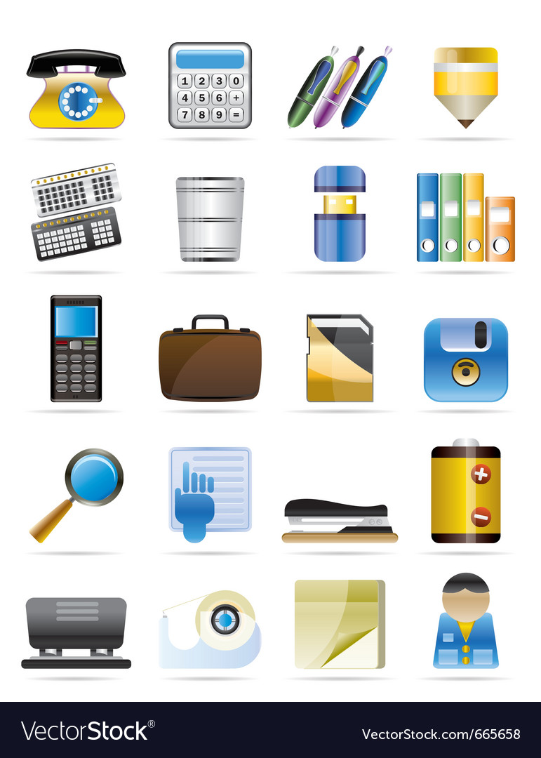 Office tools vector   Price: 1 Credit (USD $1)