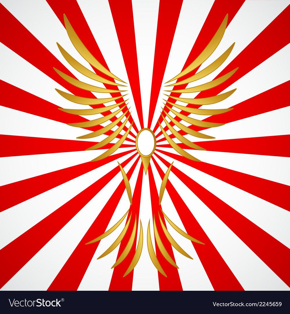 Symbol of freedom vector | Price: 1 Credit (USD $1)