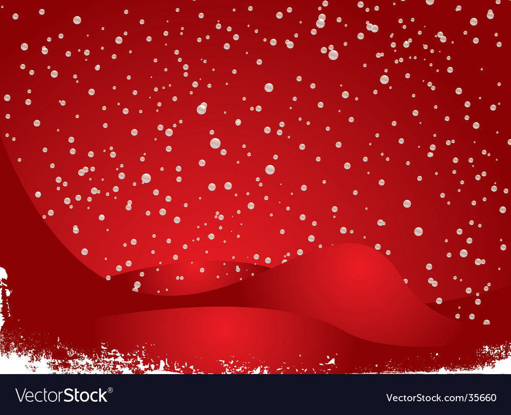 Red flurry vector | Price: 1 Credit (USD $1)