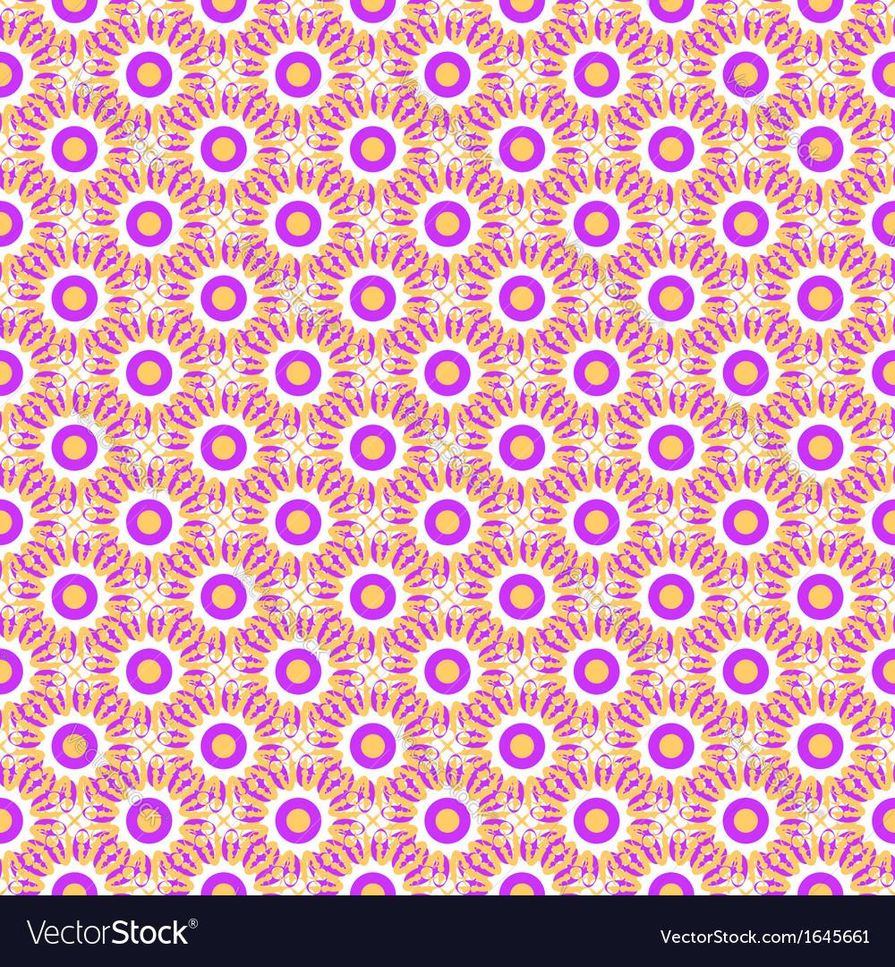 Design seamless colorful diagonal pattern vector | Price: 1 Credit (USD $1)
