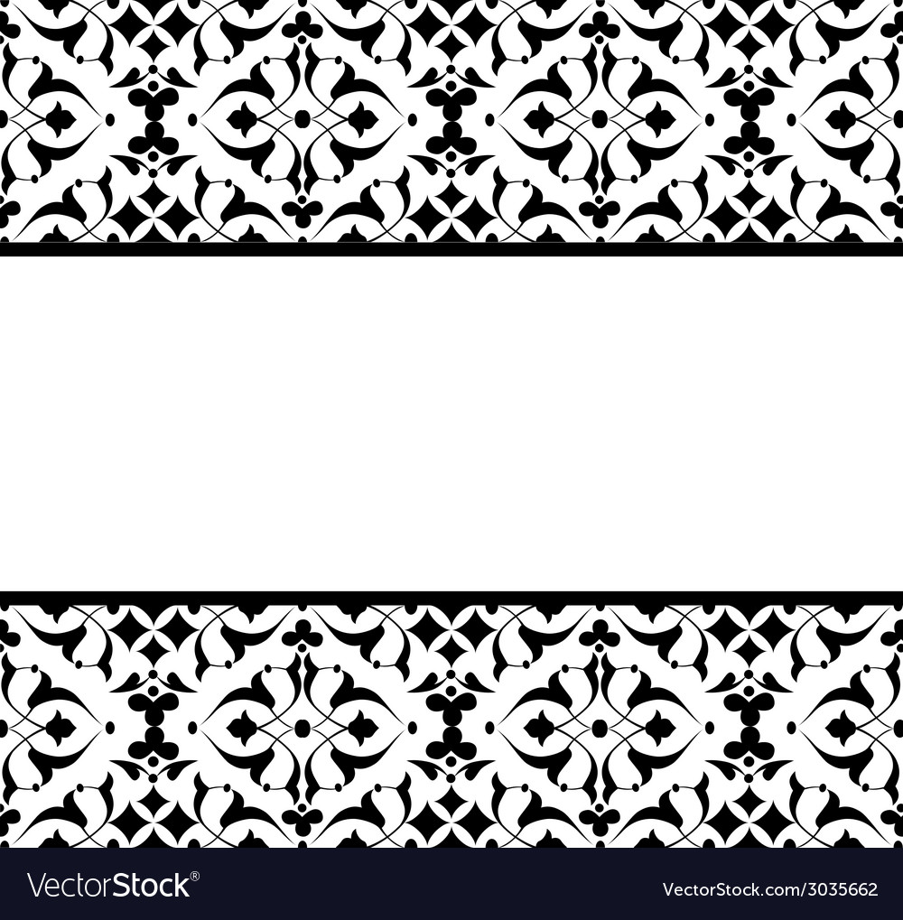 Seamless pattern background two vector | Price: 1 Credit (USD $1)