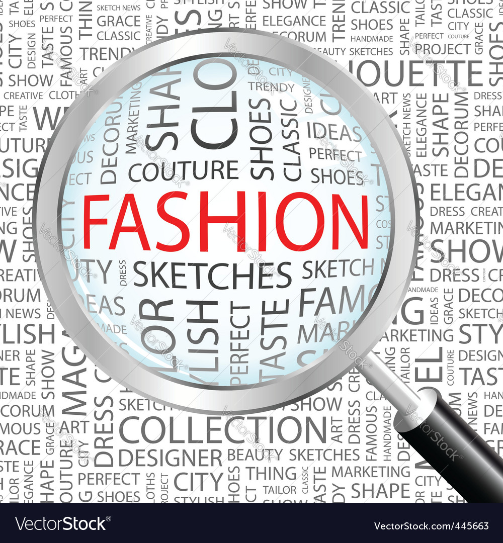 Fashion vector | Price: 1 Credit (USD $1)