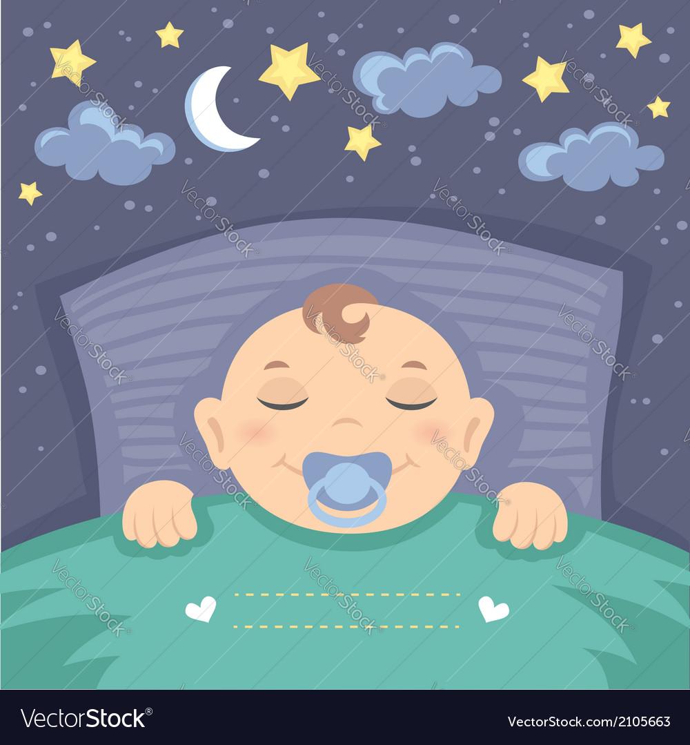 Sweet dreams vector | Price: 1 Credit (USD $1)