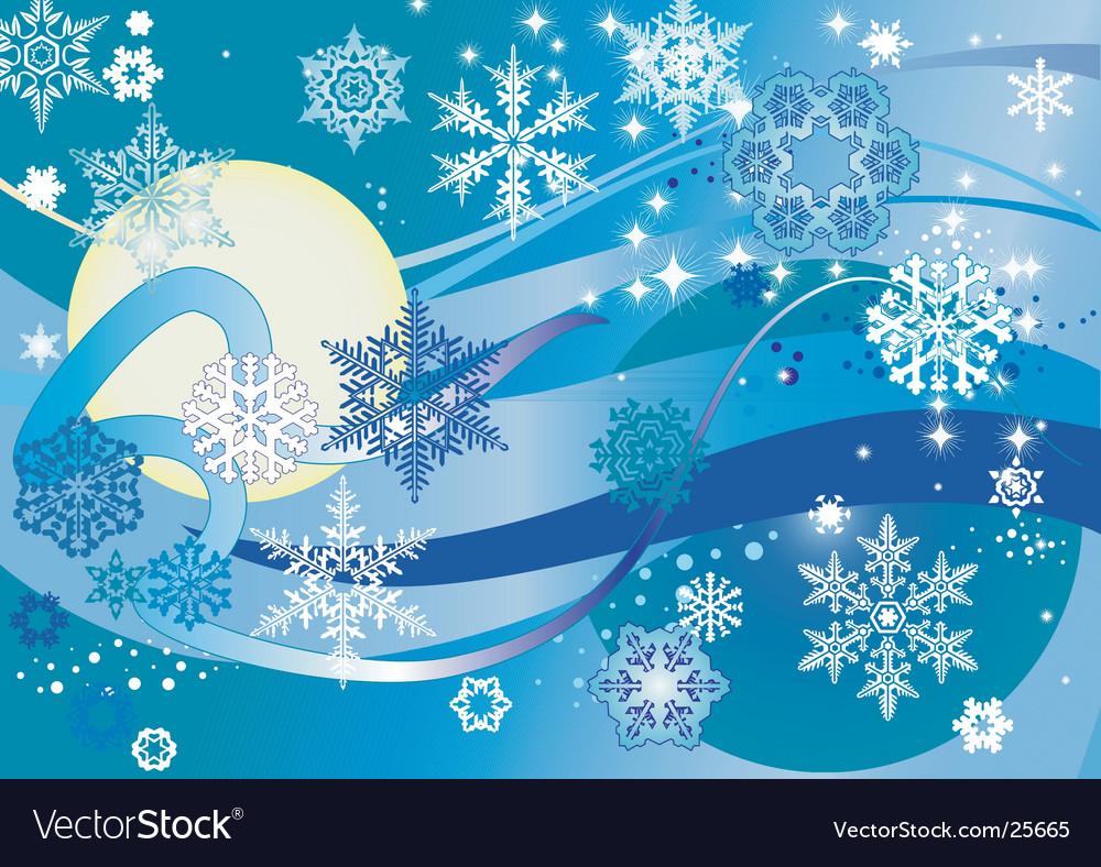 Snowynight vector | Price: 1 Credit (USD $1)