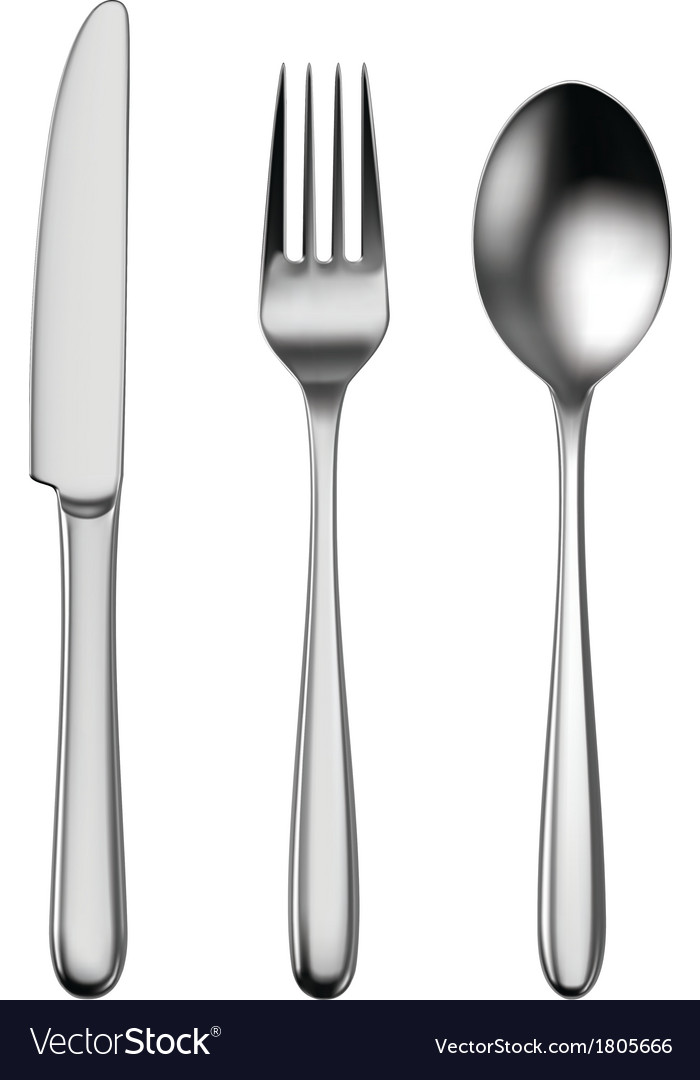Cutlery vector | Price: 1 Credit (USD $1)