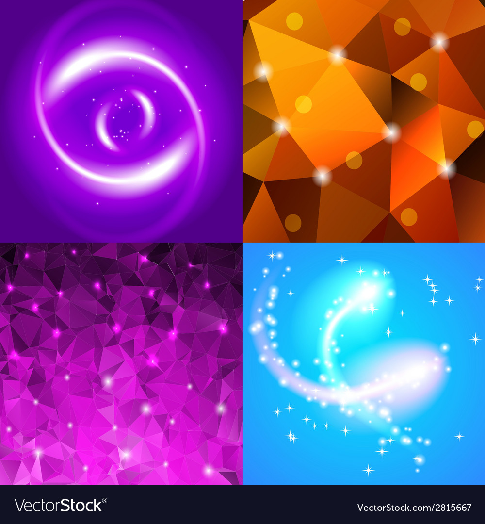 Set of elegant abstract background with place for vector | Price: 1 Credit (USD $1)