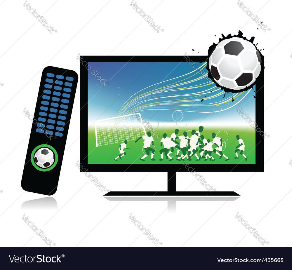 Football vector   Price: 1 Credit (USD $1)