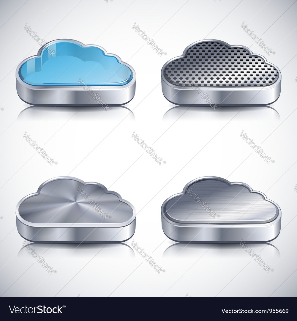 Cloud icon vector | Price: 3 Credit (USD $3)