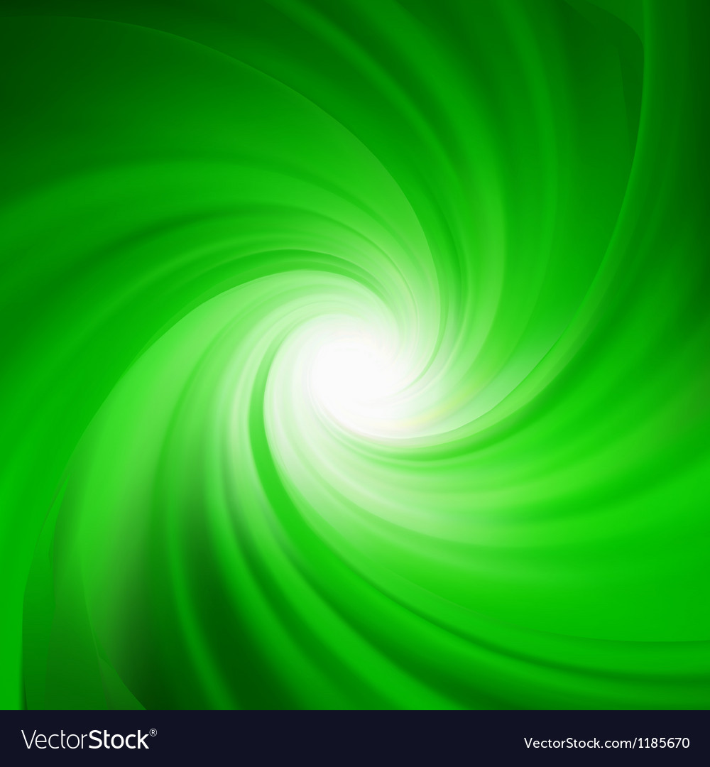 Green rotation abstract eps 8 vector   Price: 1 Credit (USD $1)