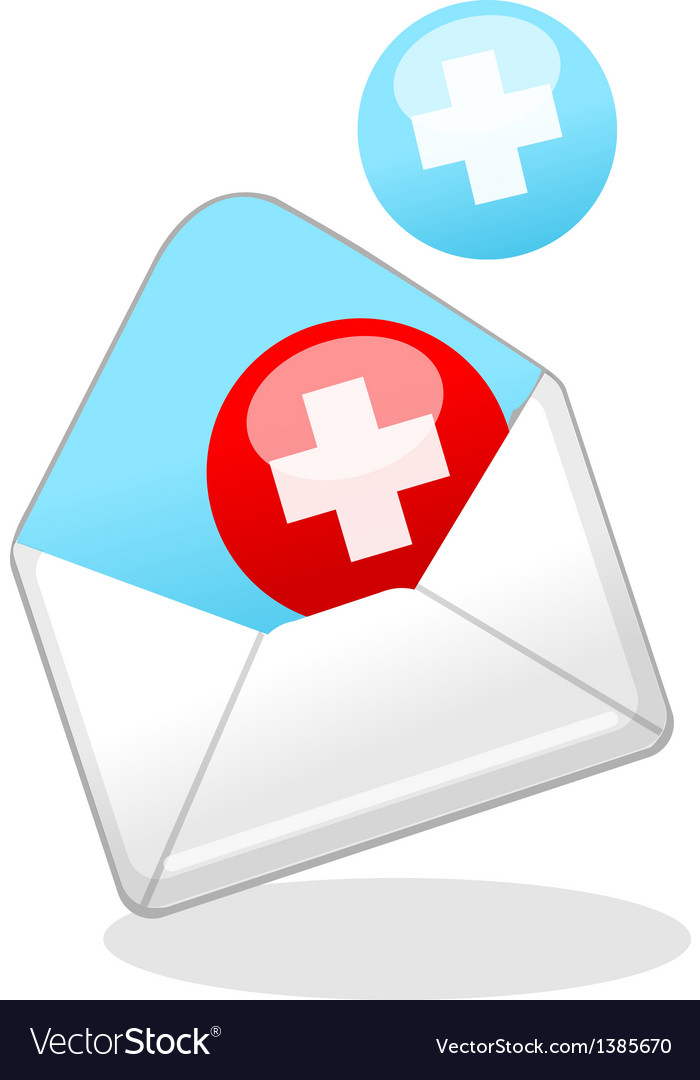 Icon mail vector | Price: 1 Credit (USD $1)