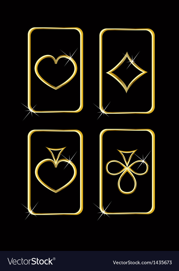 Play card set vector | Price: 1 Credit (USD $1)